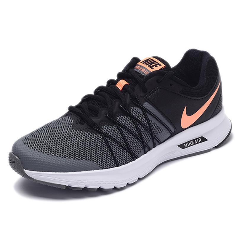 耐克女鞋2017新款女子轻质air zoom气垫透气跑步鞋运动鞋 843883