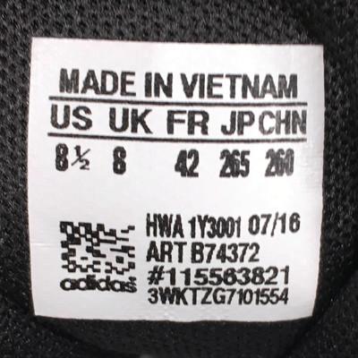 阿迪达斯NEO男鞋2016冬季新款黑武士低帮运动休闲鞋板鞋B74372