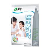 【天猫超市】蒙牛 成人奶粉 高钙奶粉 400g/袋 高钙 全家营养