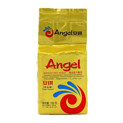 安琪 高活性干酵母(耐高糖)100g 蛋糕粉真空包装