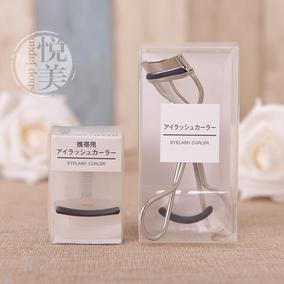 新版现货  日本代购 MUJI无印良品 卷翘便携式携带式睫毛夹现货