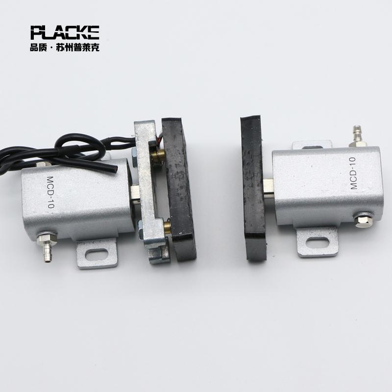 气动气缸mcd系列抱具机械手配件夹具气缸迷你小型气缸图片