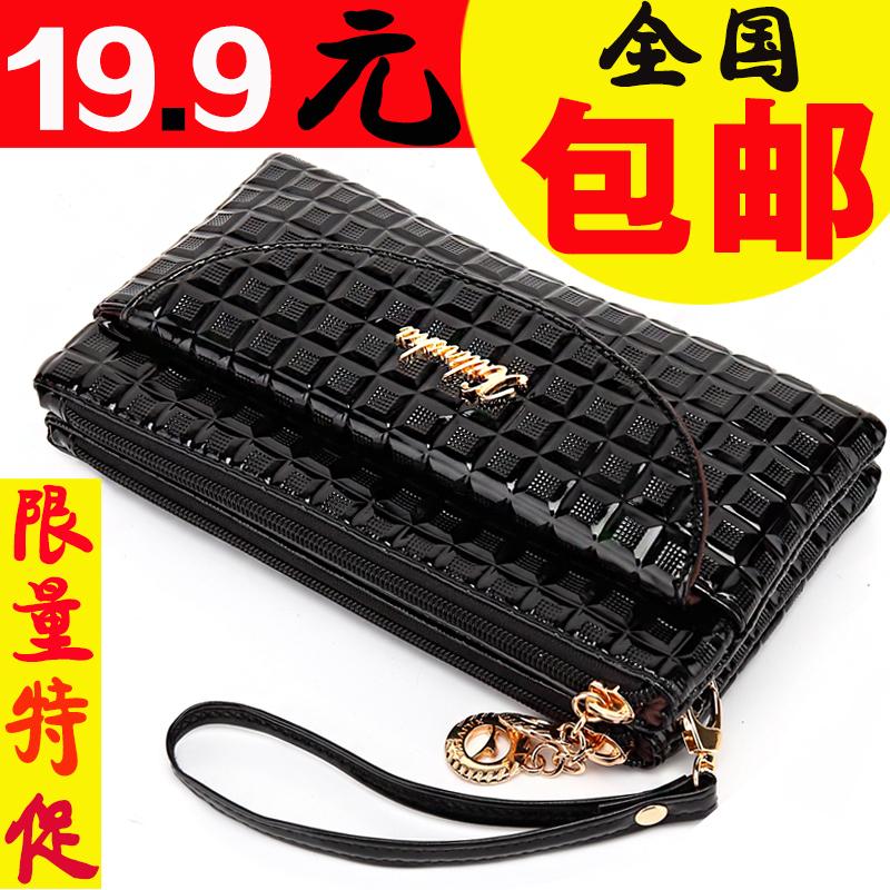 女士手机时尚女包手拿包钱包小包单肩包手抓包零