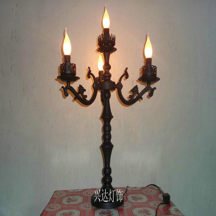 现代简约时尚台灯卧室床头客厅灯具灯饰创意餐桌台灯