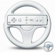 WII方向盘 WII 马力奥赛车方向盘 Wii方向盘手柄 WII周边配件