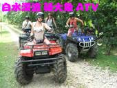 泰国普吉岛攀牙湾攀崖5km湾漂流卧佛洞参观ATV-D2-新公司新设备