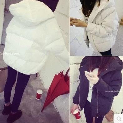 15冬装12少女装大童短款羽绒服13初中学生16岁女孩18外套棉衣棉服