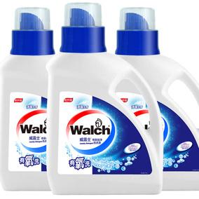 【天猫超市】威露士有氧倍净洗衣液3x1kg合计3kg可配合消毒液使用