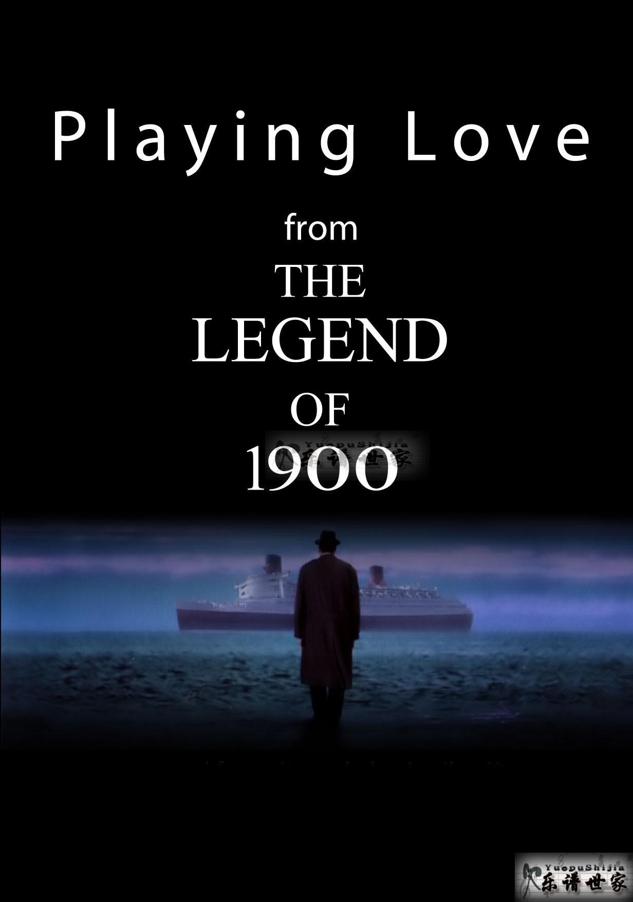 Love 4萨克斯 钢琴五重奏乐谱