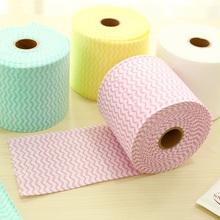 清新卷筒断点式绵柔洁面巾 多功能纯棉柔巾卷美容纸巾 三年二班