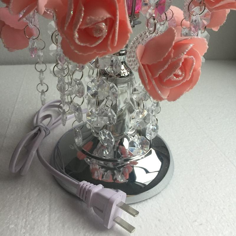 香薰灯插电床头灯婚房台灯小夜灯送女友闺蜜结婚生日节日实用礼品