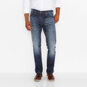 美国Levis李维斯牛仔裤 新款男士527直筒牛仔裤男青年水洗长裤