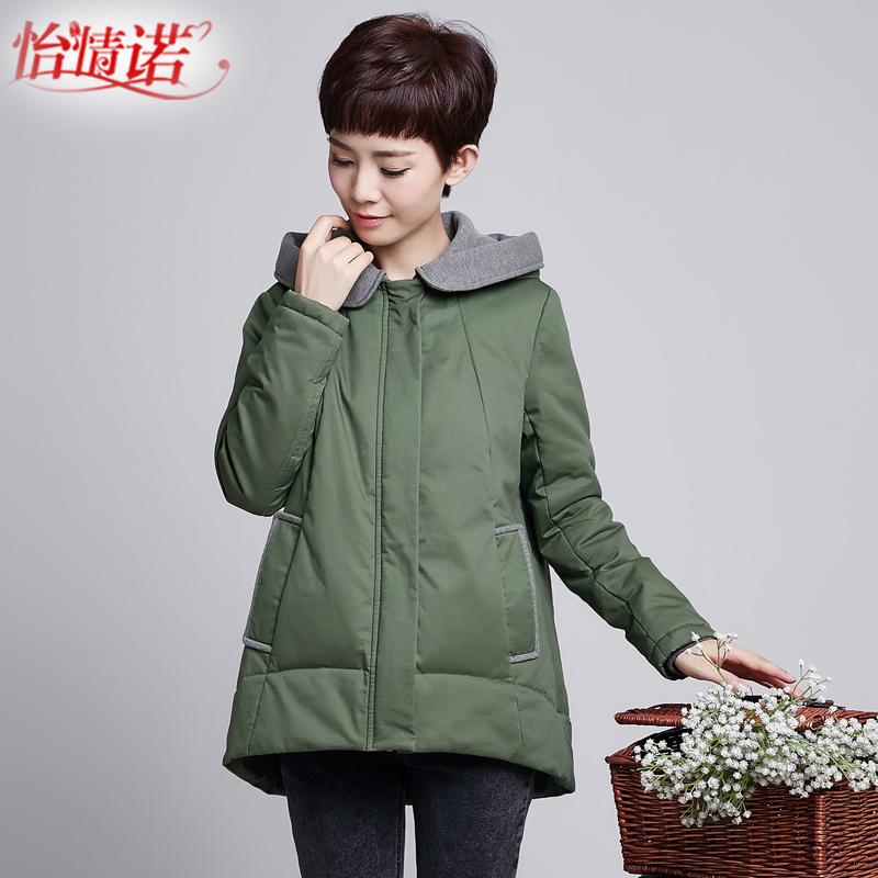 中老年大码女装棉服冬季新品加厚棉衣中年妈妈装棉袄短外套女上衣