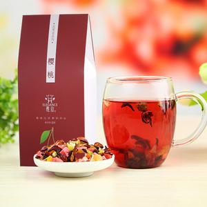 雅致 花果茶果粒茶 洛神玫瑰茄 水果茶 花茶花草茶组合 女性礼物