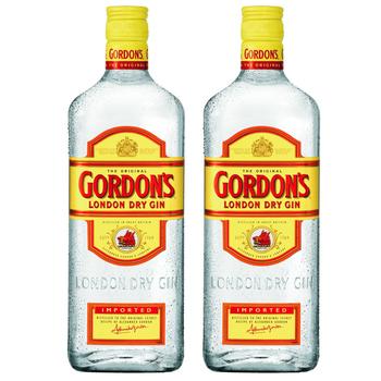 双响炮洋酒包邮Gordon's Gin哥