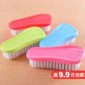 浴缸刷 家务清洁洗衣刷子刷鞋 刷子 多功能大脚丫清洁板刷刷鞋