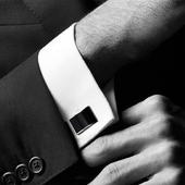 扣cufflinks衬衣高档袖 口钉 衬衫 仕族Eabri法式袖 钉男士 扣袖 正品