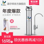 英国道尔顿净水器家用直饮D-IS净水机过滤器自来水家用厨房正品