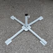 伞底座 伞坐 四脚支架 便携 可折叠 沙滩伞 广告伞座 太阳伞 包邮
