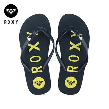 【2件99元】ROXY平底人字拖女防