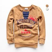儿童套头卫衣 大童韩版 2014新款 男童卫衣长袖 春秋款 童装 班比纳