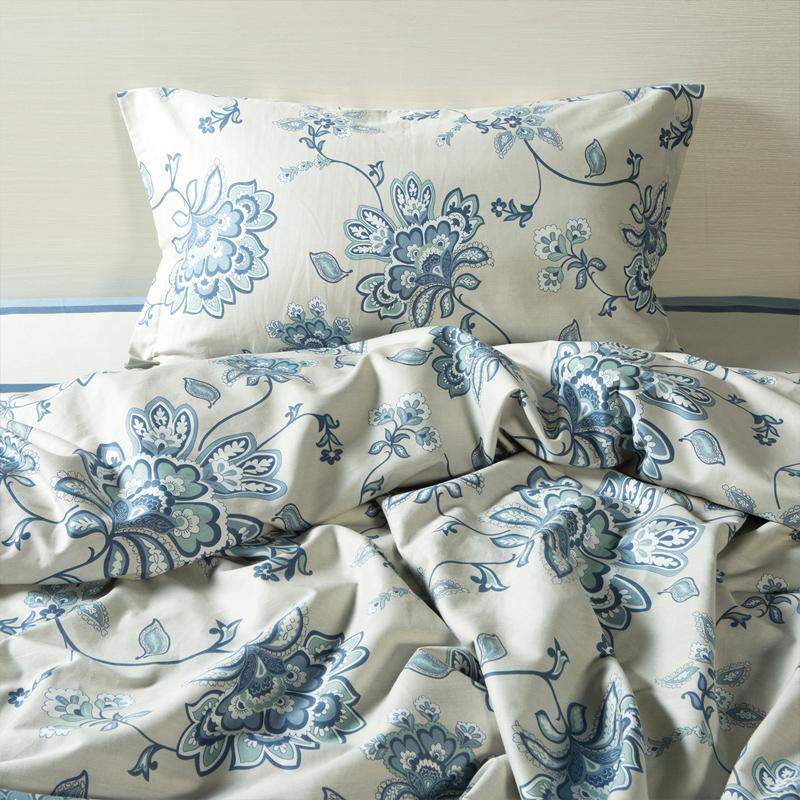 艾do简约纯棉四件套全棉家纺四件套床品套件床上用品被套床单