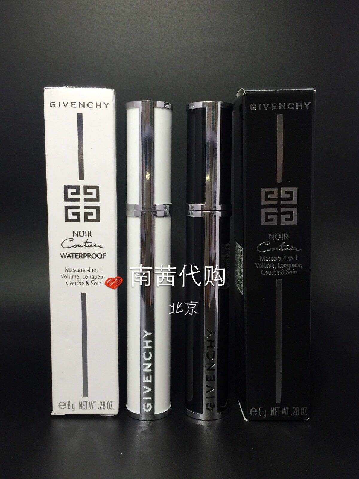 韩国代购Givenchy纪梵希高级定制螺旋海胆头睫毛膏