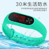 非智能非触屏休闲手表男表女表情侣表儿童学生防水电子手表