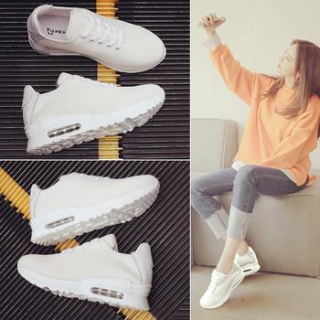 运动鞋春季2017新款娱乐网站白菜网站大全白色女鞋
