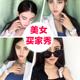 陶瓷手表女白色韩版简约学生女表正品防水时尚潮流新款女士石英表