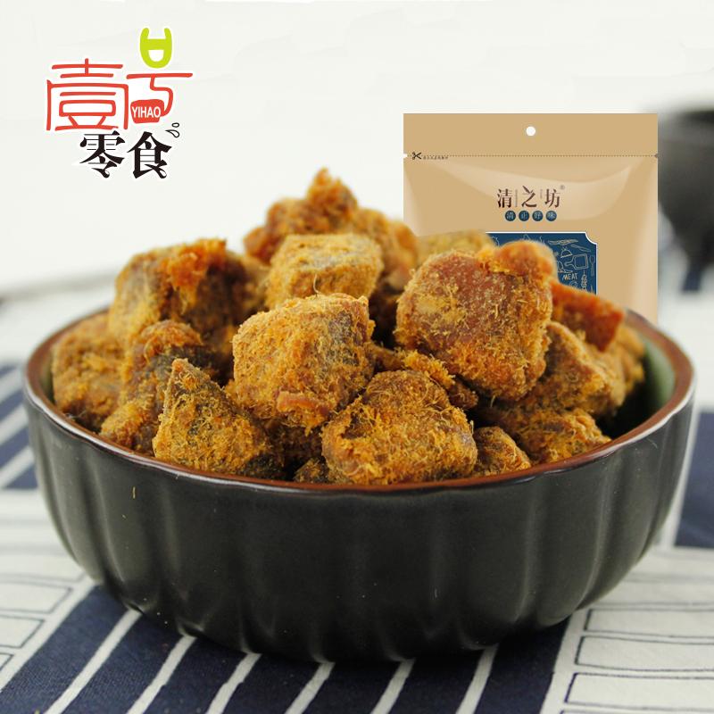壹号零食店 进口零食肉铺大礼包 靖江肉脯批发