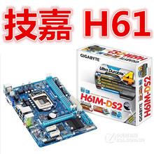 H61主板 Gigabyte/技嘉 H61M-DS2 1155 全固态 支持22NM P8H61-M