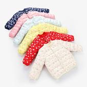 儿童羽绒棉服小孩棉袄中小童女童宝宝羽绒棉内胆短 天天特价 童装图片