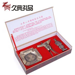 陕西西安旅游纪念品兵马俑工艺品烟灰缸开瓶器出国外事礼品送老外