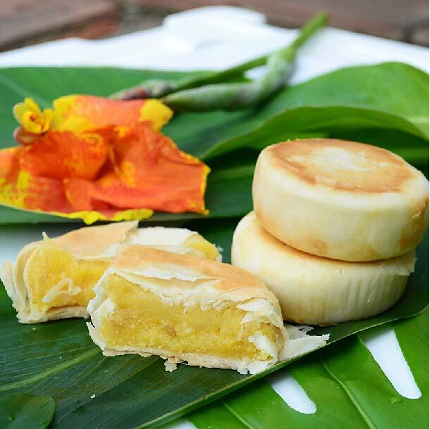 越南特产榴莲饼400g
