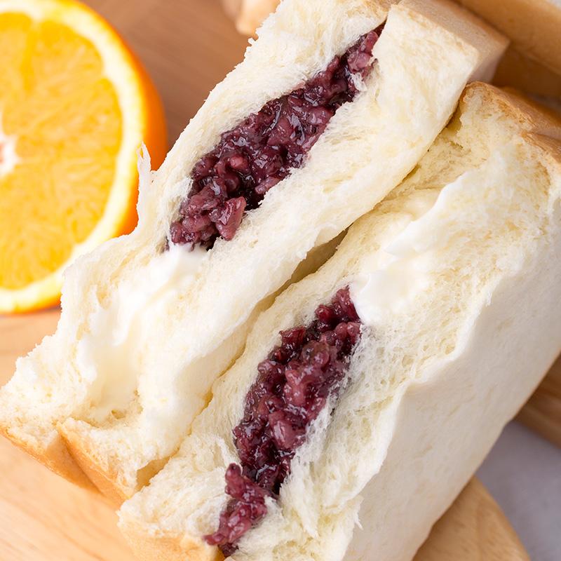营养早餐# 爱乡亲 紫米奶酪面包 800g 18.8元包邮(28.8-10券)