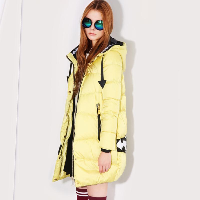 冬装女装轻微款不退不换瑕疵外套修身羽绒服加厚