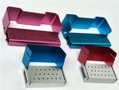 消毒盒 齿科口腔特价 车针放置架 牙科材料 消毒架子图片