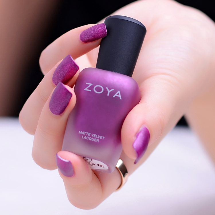 Matte Nail Polish Online: Buy The Genuine ZOYA Nail Polish Nail Polish Matte White