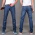 便宜牛仔裤男上班工作服耐磨户外裤子男直筒宽松大码西裤男休闲裤