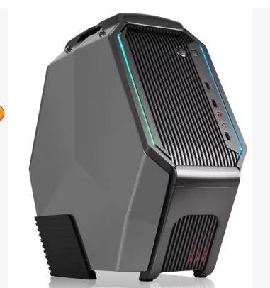 外星人星际多功能台式机电脑主机箱迷你个性电脑主机