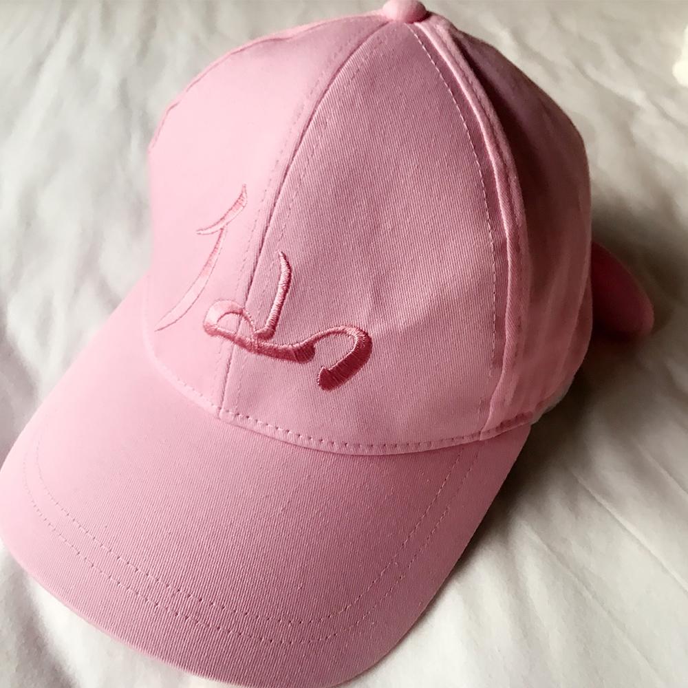 【十三余 小豆蔻儿】李白诗仙小仙女棒球帽幞头帽 显白仙女帽夏