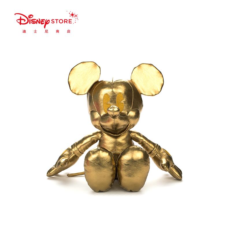 新款金色米奇系列玩偶 2017 迪士尼时尚 Disney 设计师款