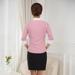 2015秋季七分袖工作服西装裙套裙衬衫职业装女装套装职业女裙套装