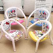 出口儿童椅宝宝椅子靠背椅叫叫椅小椅子板凳吃饭凳子卡通婴儿餐椅