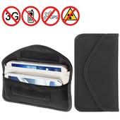 通用双层手机防辐射信号屏蔽袋 屏蔽袋手机休息袋5.5寸6寸 新款