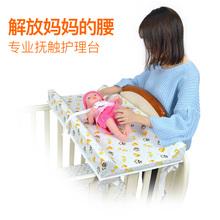 便携尿布台婴儿护理台宝宝洗澡换衣整理台新生儿按摩抚触台垫