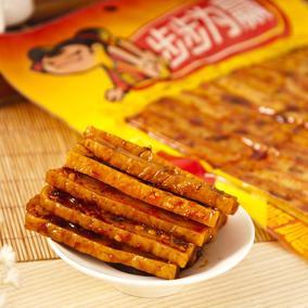 步步为赢柴火干 豆腐干120克豆干湖南特产零食小吃