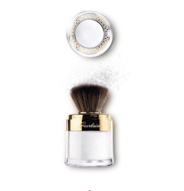 现货包邮娇兰17限量Guerlain 全天候女神散粉蜜粉控油定妆