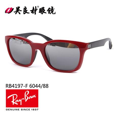 吴良材眼镜旗舰店 雷朋 太阳眼镜复古墨镜 太阳镜男女 RB4197-F商品大图